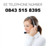 EE Telephone Number | 0843 515 8395